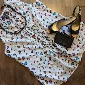 Midnight velvet blouse